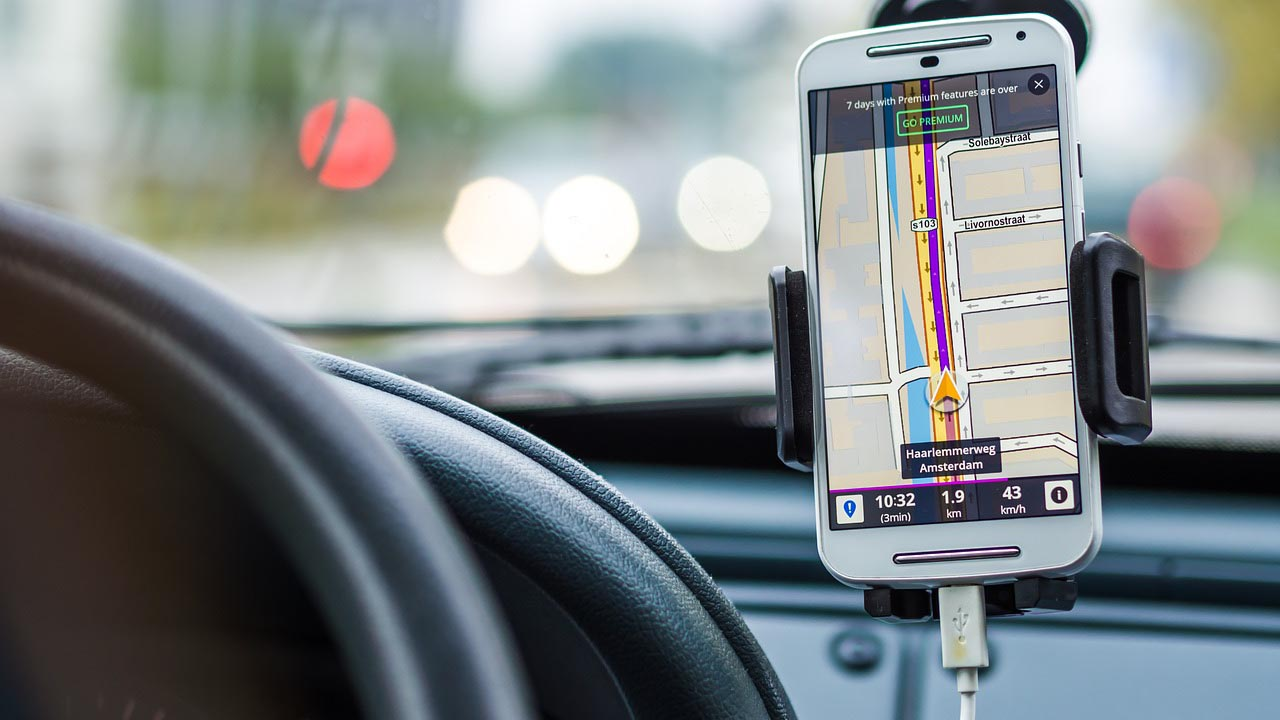 What Happens When Navigation Apps Cause Car Crashes? Employers Pay.