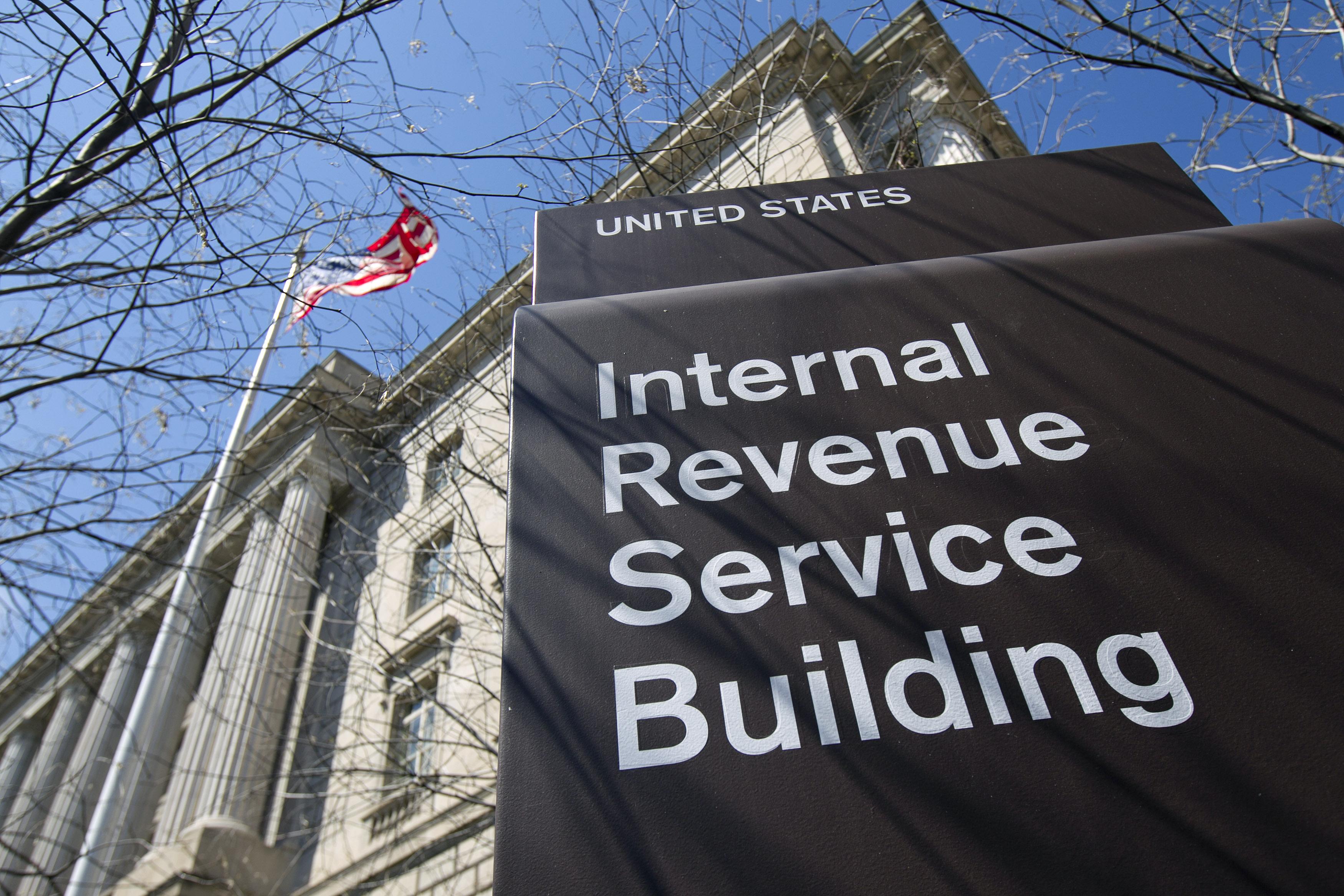 IRS Building - CompanyMileage