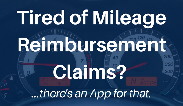 Tired of Mileage Reimbursement Claims? There's an App for That.